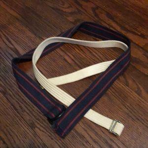 Other - Two belt bundle